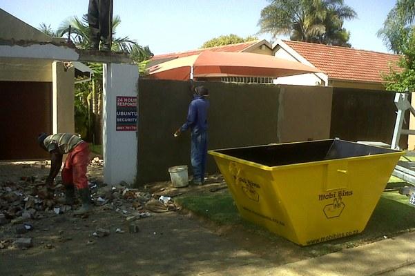 Mobibins - Garden Refuse Removal - Pretoria