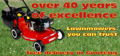 Lawnmowers - Johannesburg - Agri Lawn and Garden