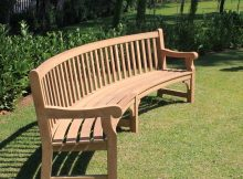 Chelsea Garden and Home Outdoor Furniture - Cape Town - Doncaster Curved Bench