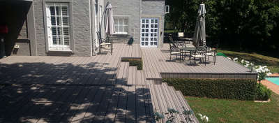 Composite Wood Products - Best Deck