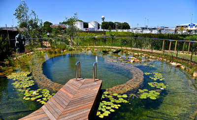 Eco Pools Natural Swimming Pools