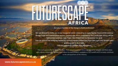 FutureScape Africa Trade Show 2018 - Cape Town