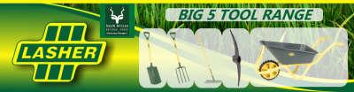 Gardening Tools - Germiston - Lasher Tools