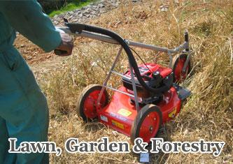 Garden Equipment - Pretoria - Lawnmower Clinic