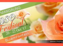 Mangaung Rose Festival 2017 - Bloemfontein