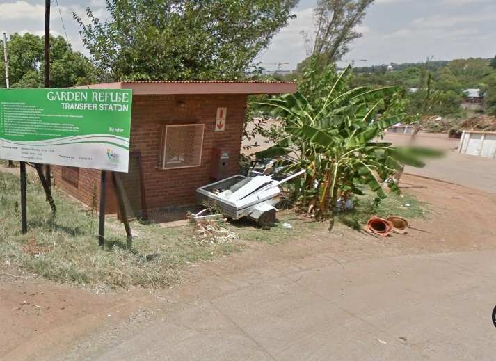 Garden Refuse Dumps in Pretoria - Menlo Park