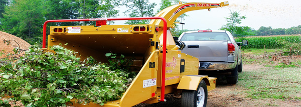 Wood Chipper - Sandton - Mfangano Solutions
