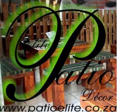 Patio Elite Solid Wood Furniture - Gauteng