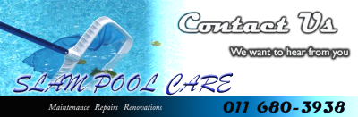 Slam Pool Care - Johannesburg