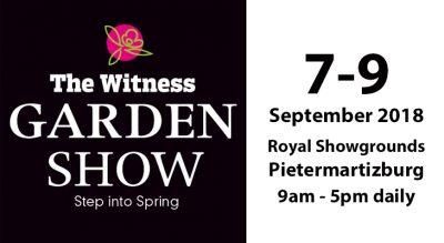 Spring Garden Show 2018 - Royal Showgrounds Pietermaritzburg