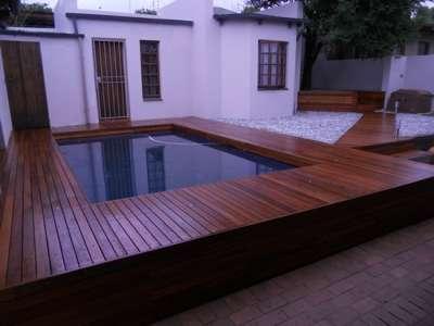 Elevated Wooden Decks - Wooden Decks - Gauteng