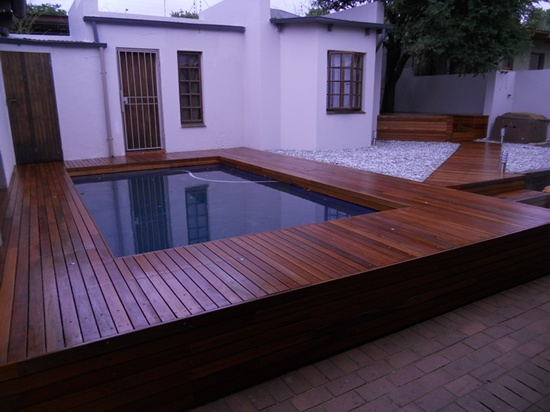 Elevated Wooden Decks - Wooden Decks - Gauteng