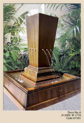 Botanica Water Features