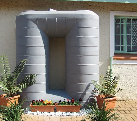 Calcamite Rainwater Harvesting Tanks