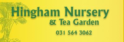 Hingham Nursery and Tea Garden