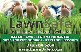 Instant Lawn Maintenance | LawnSafe | Pretoria