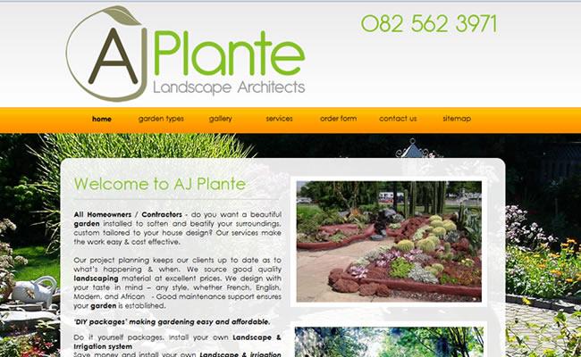 Landscape Architects | AJ Plante | Durban