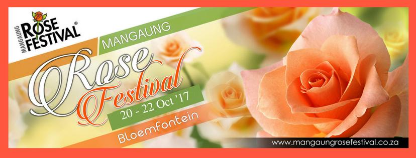 Mangaung Rose Festival 2017