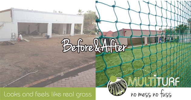 Multiturf Synthetic Grass Systems - Durban
