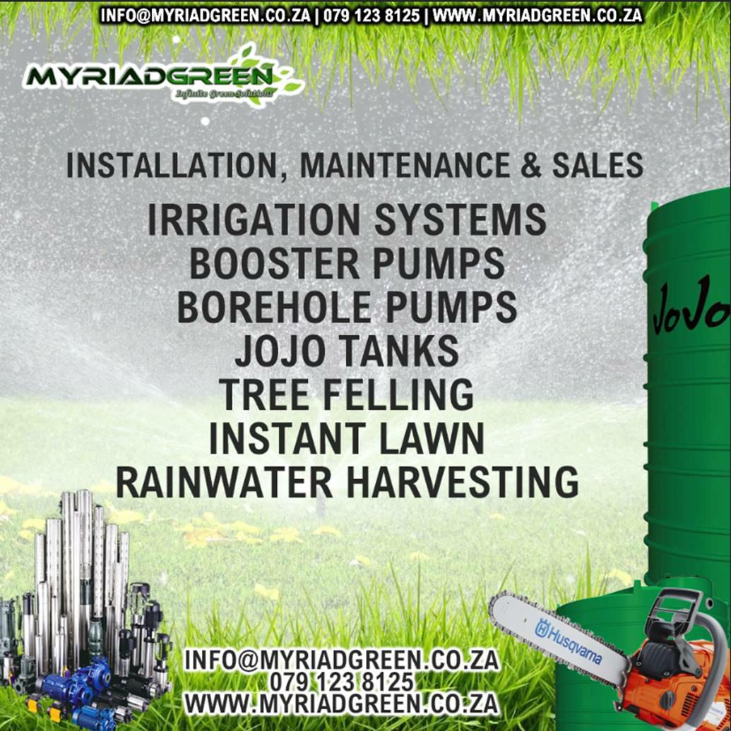 Myriad Green Irrigation