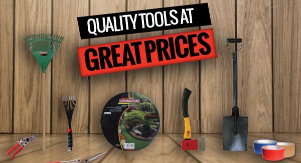 Qualitools Gardening Tools