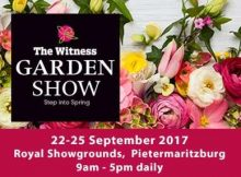 The Witness Garden Show 2017 - Pietermaritzburg