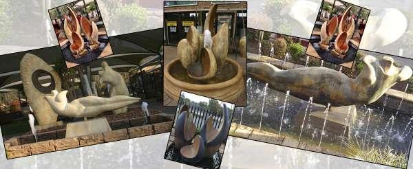 Water Plant Garden Decor Centre